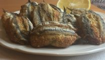 Boquerones Rellenos - Stuffed Anchovy Fillets