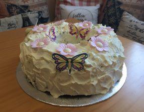 Erin's Carrot Cake