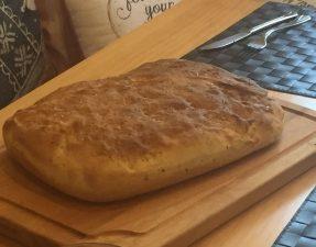 Ciabatta Bread - Perfect for Dipping